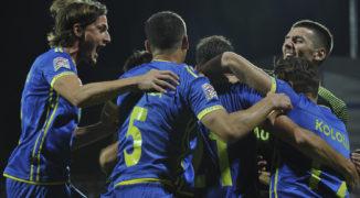 Kosowo z marzeniami o wielkim futbolu