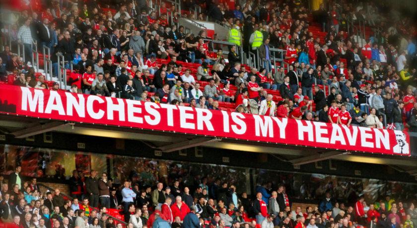 Tylko Liga Europy dla Manchesteru United