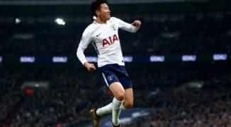 Popis Sona na nowym stadionie Tottenhamu i kontuzja Harry'ego Kane'a
