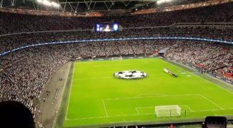 Elektryzujące starcie na Wembley. Higuain i spółka wyeliminowali Tottenham