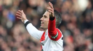 Vaarwel, Robin! Holenderska legenda przechodzi na piłkarską emeryturę