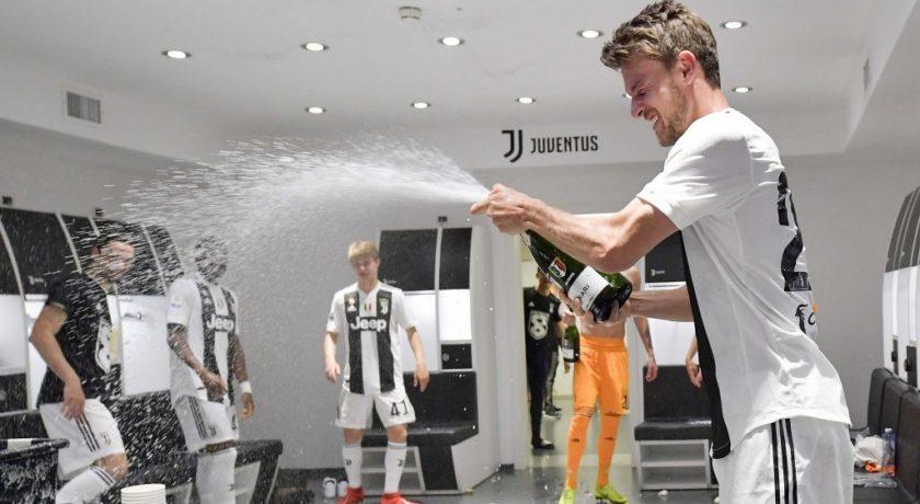 Podział punktów Juventusu na pożegnanie legend