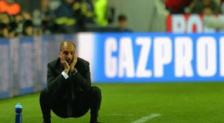 Z piekła do nieba, z nieba do piekła. Pep Guardiola znów zawiódł w Lidze Mistrzów