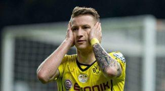 Borussia Dortmund wypisuje się z walki o mistrzostwo