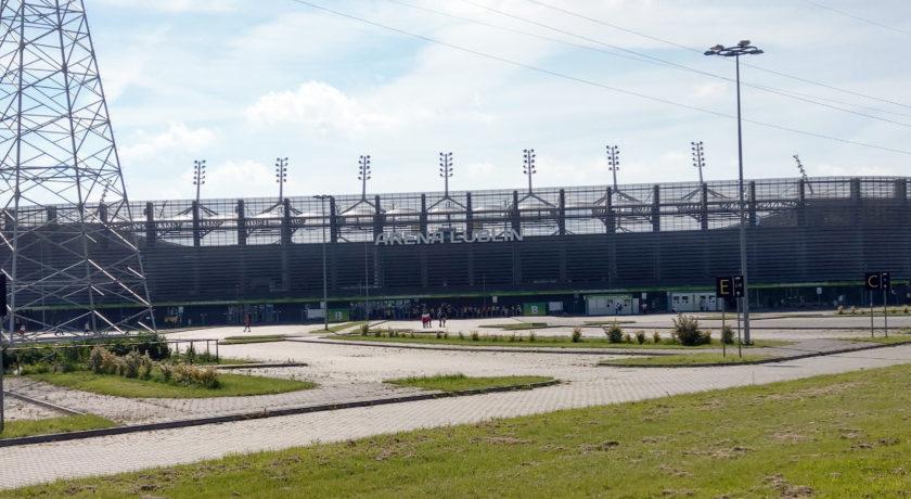 Lublin chce wielkiego futbolu