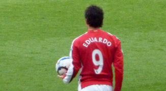 Następca Henry'ego w Arsenalu, później Ljuboji w Legii, czyli niespełniona kariera Eduardo da Silvy