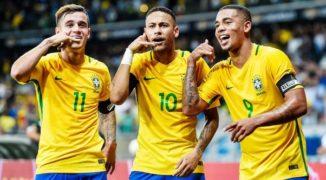 """Serbia – Brazylia: Łatwe trzy punkty """"Canarinhos"""""""