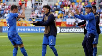 Reprezentacja Włoch z potencjałem na medal MŚ U-20