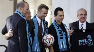 Na jakim etapie jest projekt Miami Beckham United? PSG z pomocą