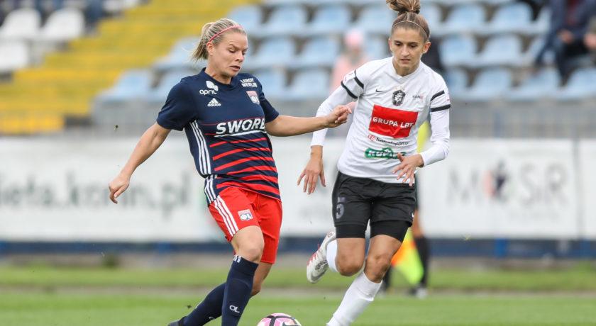 Eugenie Le Sommer: czas na triumf z reprezentacją