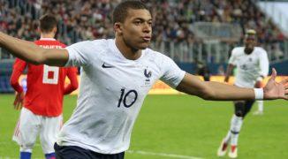 """Francja – Argentyna: Nowy Pele wprowadza """"Trójkolorowych"""" do ćwierćfinału"""