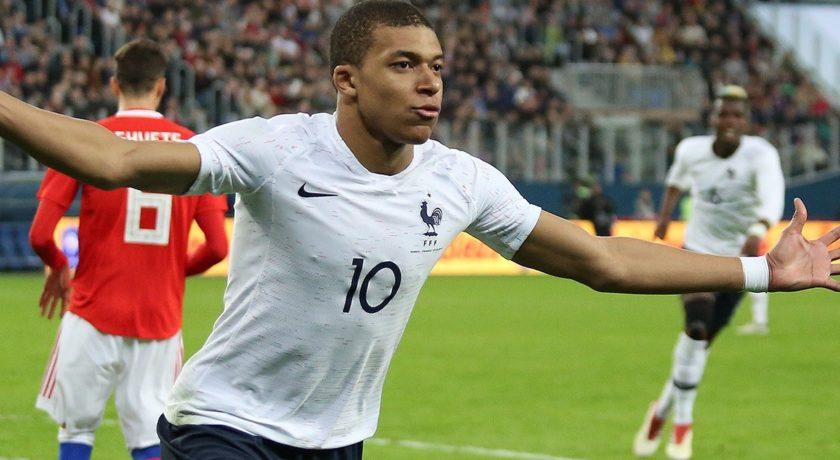 Ligue 1 za małe dla Kyliana Mbappe