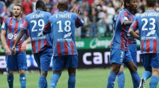 Mali w czołówce Ligue 1. Angers, Caen i Rennes w świetnej formie