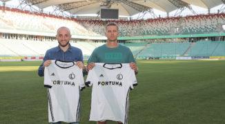 Legia startuje po mistrzostwo – na pokładzie Lewczuk i Gvilia