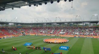 Ukraina dowiozła zwycięstwo do końca i zagra w półfinale
