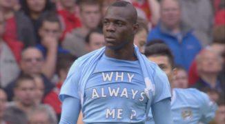 Throwback Thursday: United 1:6 City. Najgorszy mecz w karierze Fergusona