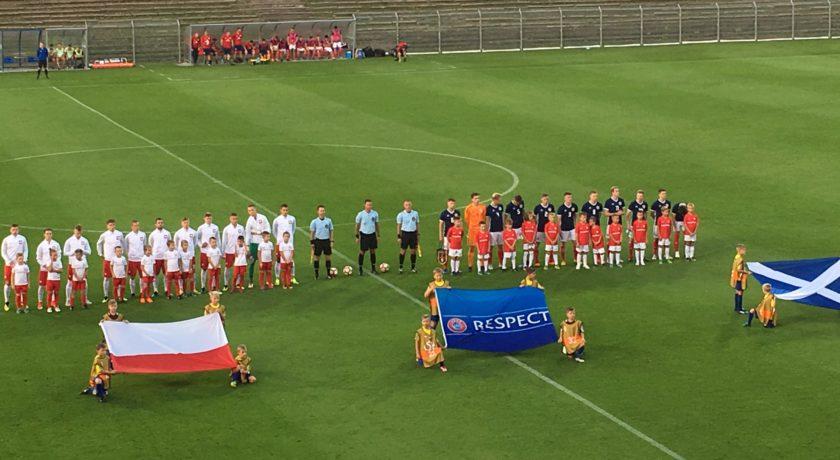 U-19: mecz reprezentacji Polski i Szkocji