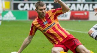 Bartosz Rymaniak – zawodnik, którego Piast potrzebował