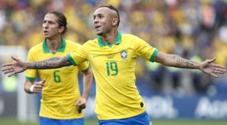 Europa w drodze. Everton Sousa przedstawił się szerzej na Copa America