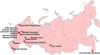 Liga rosyjska budzi się z zimowego snu