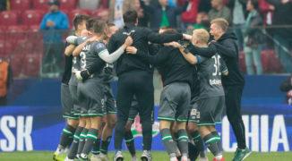 Lechia Gdańsk zdobywcą Pucharu Polski! Triumf zapewnił Sobiech golem last minute