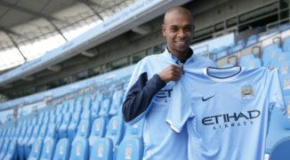 Fernandinho piłkarzem City