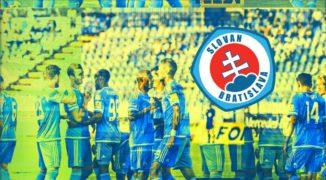 Slovan Bratysława mistrzem Słowacji