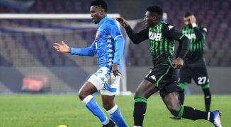 Czy Diawara ma większe szanse na regularną grę w Romie niż w Napoli?