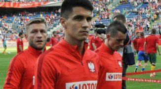 Bartosz Kapustka nie pojedzie na tegoroczne Euro U-21