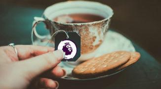 Angielska herbata: Ra pa pa, ra pa pa City znowu mecz wygra
