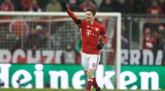 Robert Lewandowski został legendą niemieckiego futbolu
