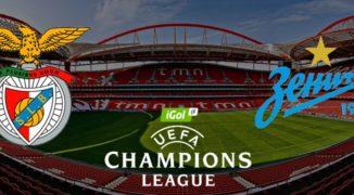 Benfica – Zenit. Andre Villas-Boas wraca do Portugalii