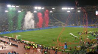 Stypa na pożegnaniu Tottiego, czyli czas na 152. odsłonę Derby della Capitale