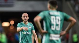 Legia Warszawa bezbramkowo remisuje z Glasgow Rangers