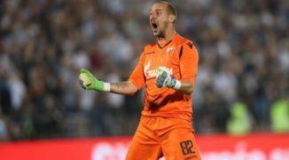Milan Borjan – w Kielcach przez chwilę, by zachwycać w Lidze Mistrzów