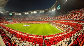 Bayern Monachium wygrywa z Olympiakosem Pireus 2:0. Lewandowski z kolejnym trafieniem