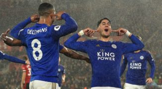 Raz bójka, raz hat-trick – Ayoze Perez błyszczy w Leicester City