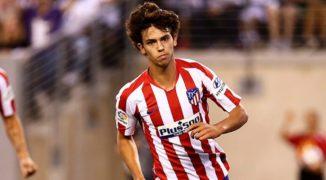Joao Felix dusi się w Atletico Madryt