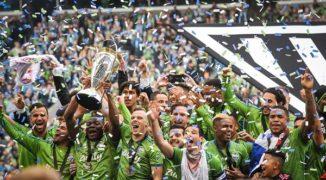 Seattle Sounders rządzą Ameryką