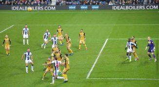West Bromwich Albion obiera kurs na Premier League