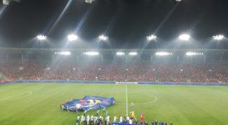 Klasyk, który nie zawiódł. Legia pokonuje Widzew i eliminuje łodzian z Pucharu Polski