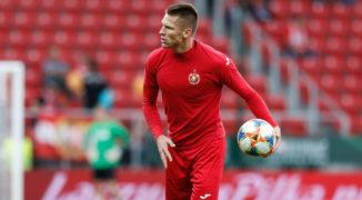 Marcin Robak z jubileuszowym 50. golem dla Widzewa. Czy zostanie kiedyś najskuteczniejszym napastnikiem w historii klubu?