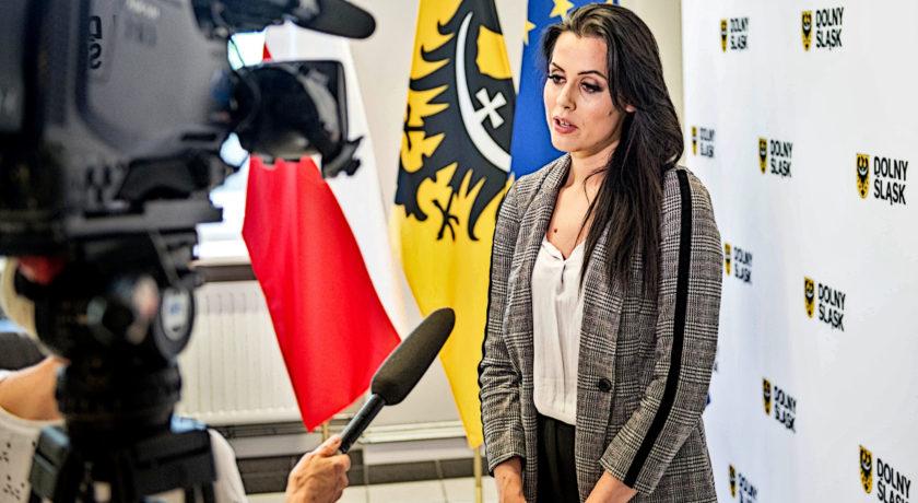 """Katarzyna Ziobro: """"Nie lubię stać w cieniu, wolę ciepło"""""""