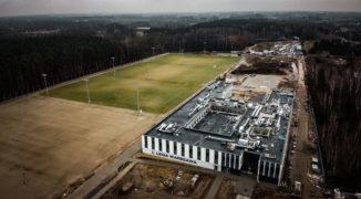 Legia Training Center – przełomowy projekt w polskiej piłce