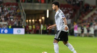 Serge Gnabry – przyszłość Bayernu i reprezentacji Niemiec