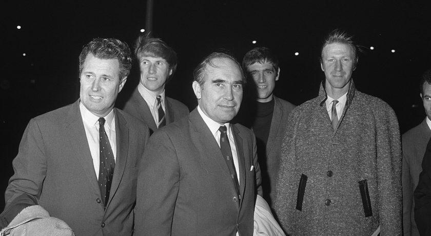 FJW: Alf Ramsey – autor futbolu na przekór wszystkim