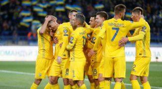 Ukraina w świetnej formie. Podopieczni Szewczenki jedną nogą na Euro