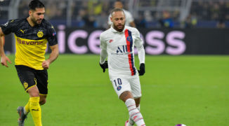 PSG odrobiło straty w spotkaniu z Borussią Dortmund i gra dalej