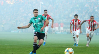 """Legia Warszawa lepsza od Cracovii. """"Pasy"""" zawiodły w hicie"""