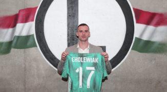Cholewiak oficjalnie w Legii Warszawa